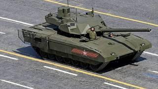 В США назвали главное преимущество российской 'Арматы' перед Abrams