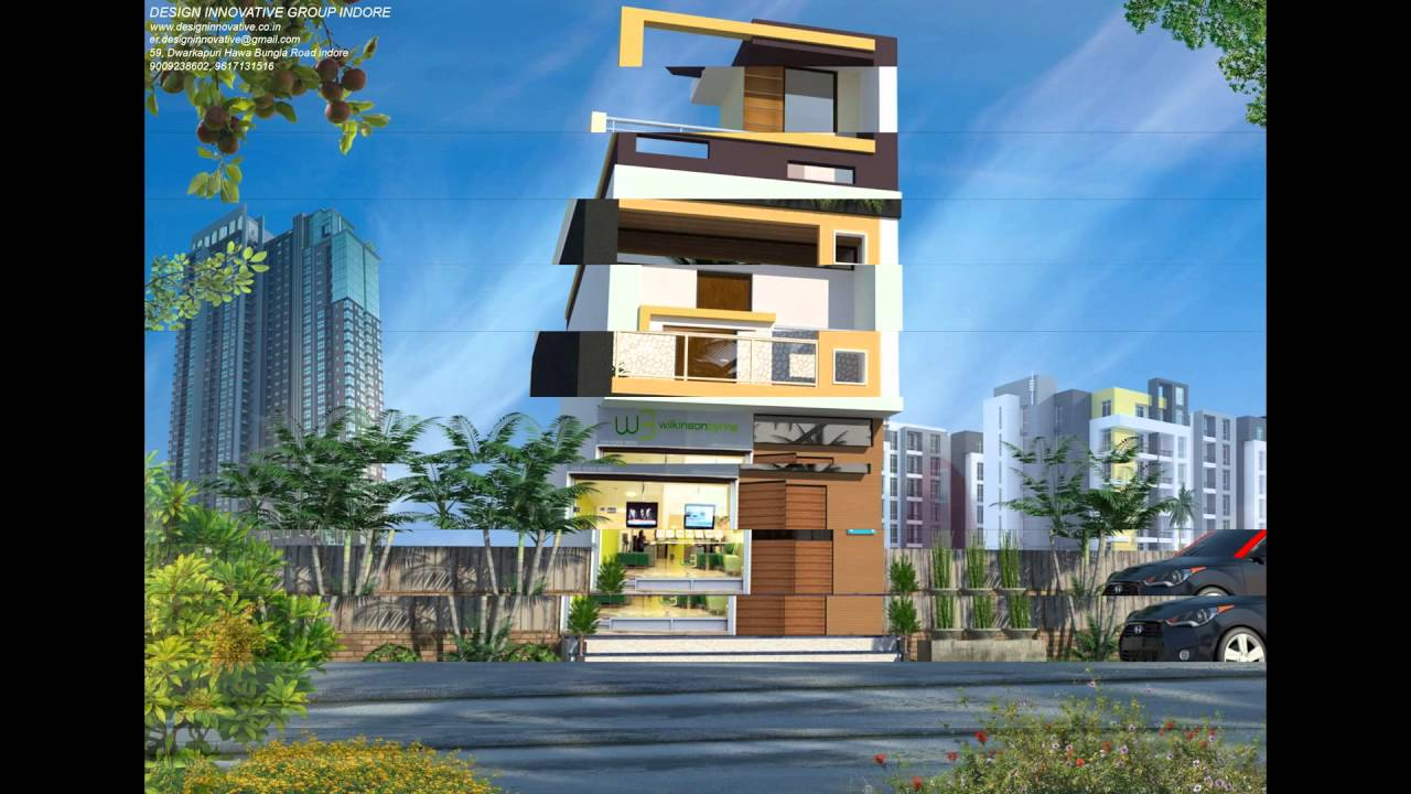 design innovative group indore elevation slide show design innovative group indore elevation slide show