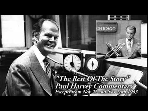 The Rest Of The Story - Paul Harvey
