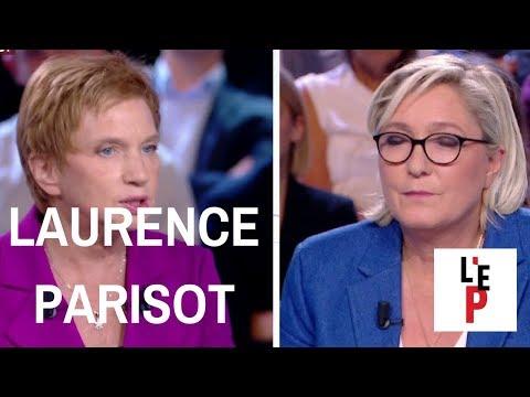 L'Emission politique avec Laurence Parisot face à Marine Le Pen - le 19 octobre 2017 (France 2)