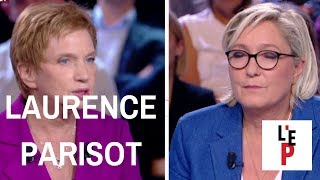 L'Emission politique avec Laurence Parisot face à Marine Le Pen - le 19 octobre 2017 (France 2)