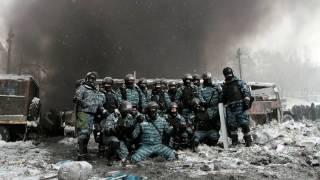 Клип посвящается бойцам Беркута и ВВ Louna Штурмуя небеса