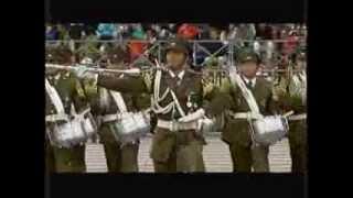 PARADA MILITAR 2013 - Desfile de Carabineros de Chile - ® Manuel Alejandro 2013.