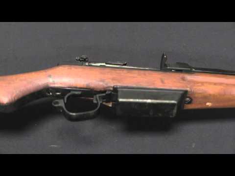Did Japan Have an M1 Garand Rifle of Their Own in World War II?