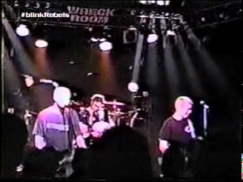 11 - blink-182 - Depends live at The Wreck Room, Atlanta 96'