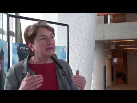 Multinational Enterprises and Global Supply Chains: Interview with Annelie Buntenbach