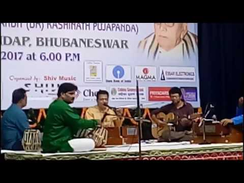 Classical song by Siva Prasad Rath.