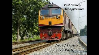 Eastern Railway Recruitment 2020 for Act Apprentice