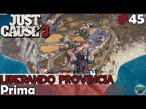 Just Cause 3 | Prima | Liberando Provincia | En PC Español Sin Comentarios 1080p 60fps