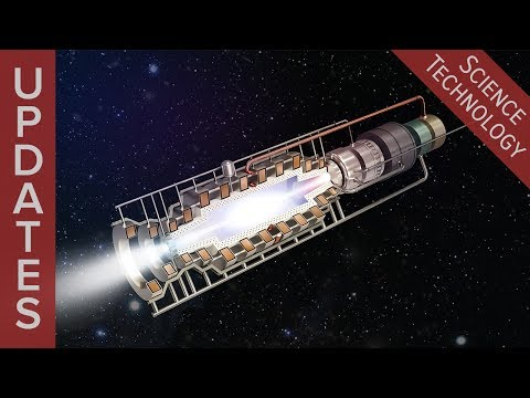 Colonizing Space with Fusion Propulsion