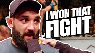 10 Of The Worst Judging Decisions  N MMA UFC