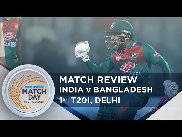 How Bangladesh scripted their first T20I win over India   1st T20I review