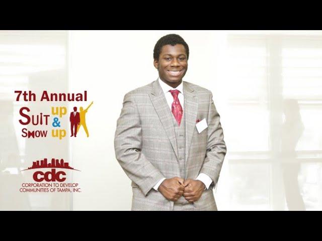 CDC 2020 Suit Up & Show Up
