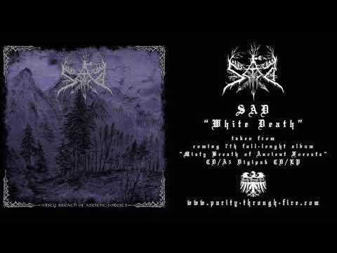 SAD - White Death Song Premiere / new Album coming soon