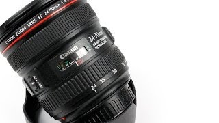 Review: Canon EF 24-70mm f/4L IS USM im Test (deutsch/german)