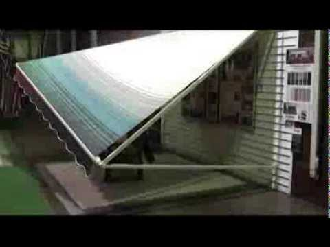 Sunsetter 1000XT Awning - YouTube