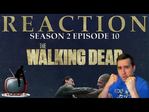 The Walking Dead S02E10 18 Miles Out ReactionReview