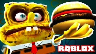 Realistic Spongebob In Roblox
