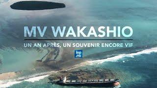 Naufrage Du MV Wakashio Un An Après Un Souvenir Encore Vif