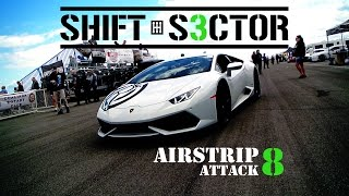 Shift Sector | Airstrip Attack 8 - Coalinga April 2015