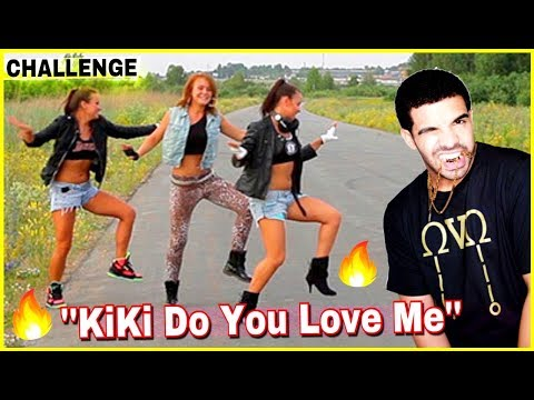 In My Feelings Dance Challenge  Drake  KiKi Do You Love Me Compilation