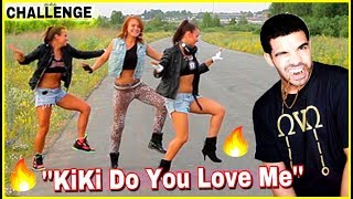 In My Feelings Dance Challenge - Drake - KiKi Do You Love Me Compilation