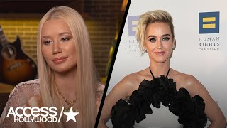 Exclusive: Iggy Azalea's Advice To Katy Perry For 'Idol' – Don't Be 'Simon Cowell-Level Tough'