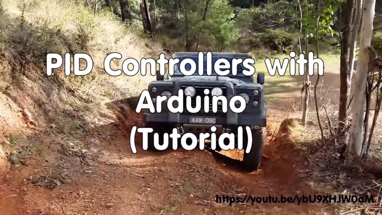 #28 Tutorial: PID controller using an Arduino