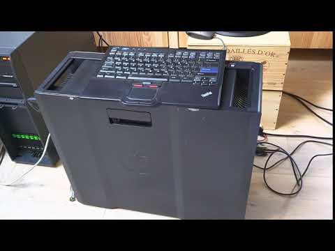 HP Z840 running noise level