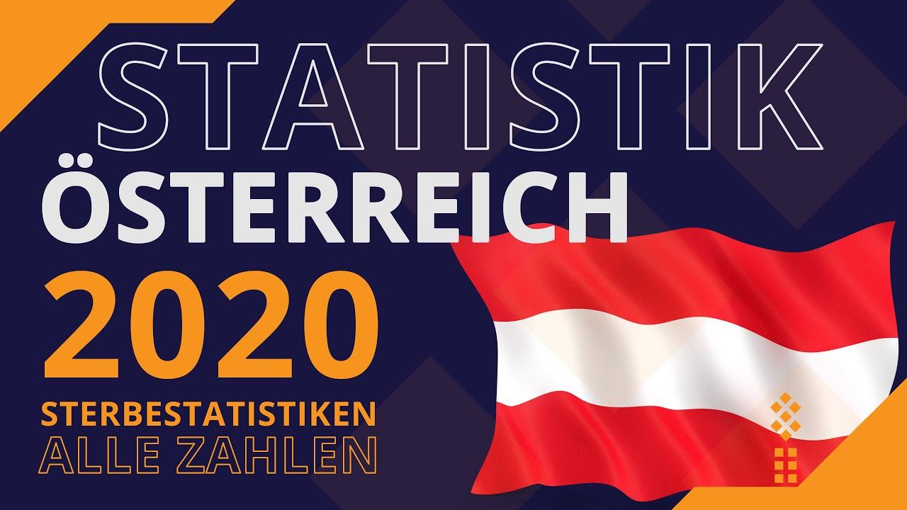Sterbezahlen ÖSTERREICH - Kennt nun jeder zweite Österreicher einen C-Toten?