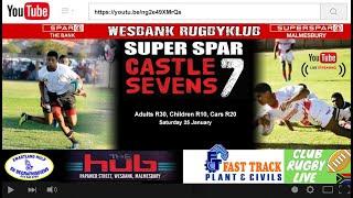 LIVE: Wesbank Superspar Castle 7s