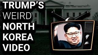 White House Produced Bizarre North Korea Propaganda Video