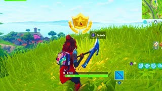 BONUS FREE BATTLE STAR LOCATION WEEK 3 ALL CHALLENGES GUIDE! FORTNITE TIPS AND TRICKS!