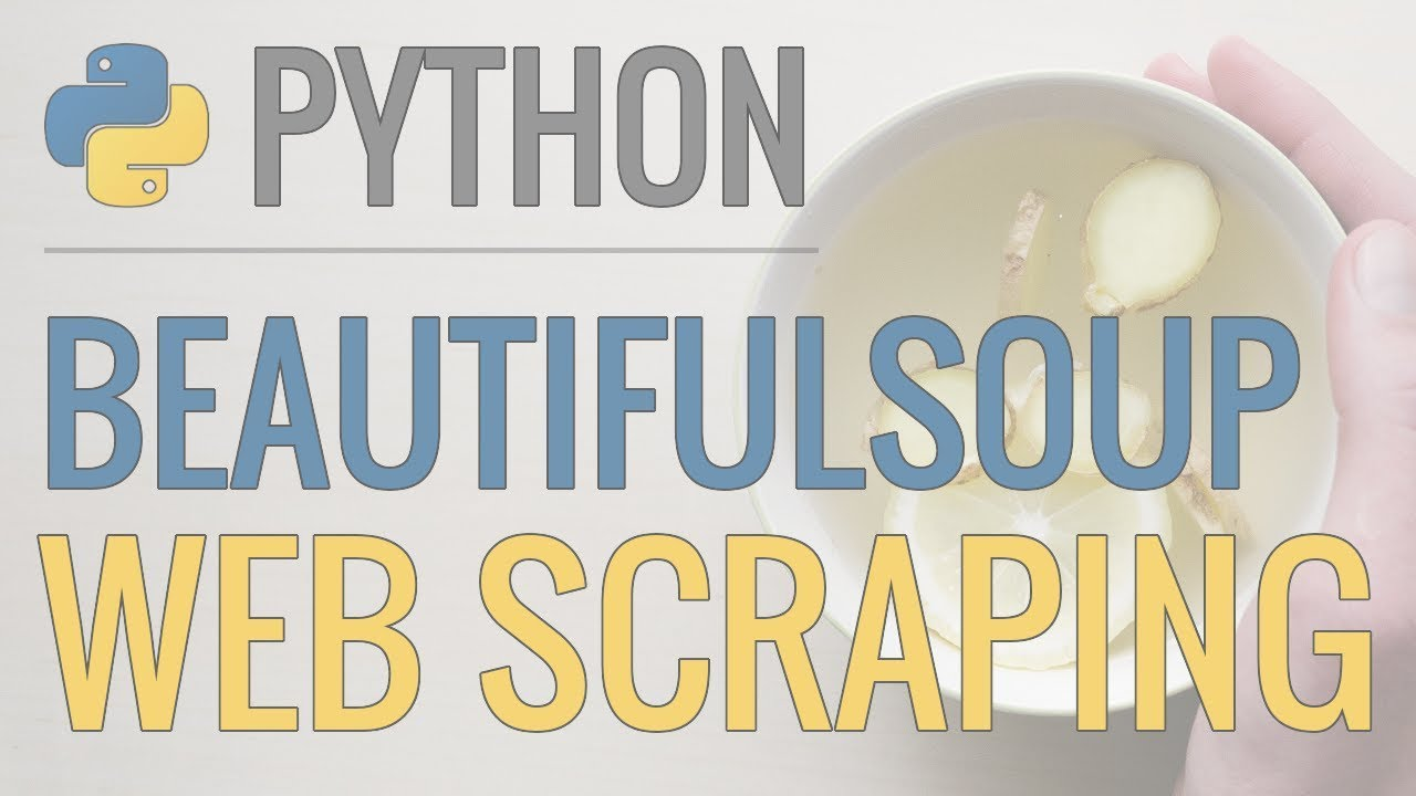 Python Tutorial: Web Scraping with BeautifulSoup and Requests