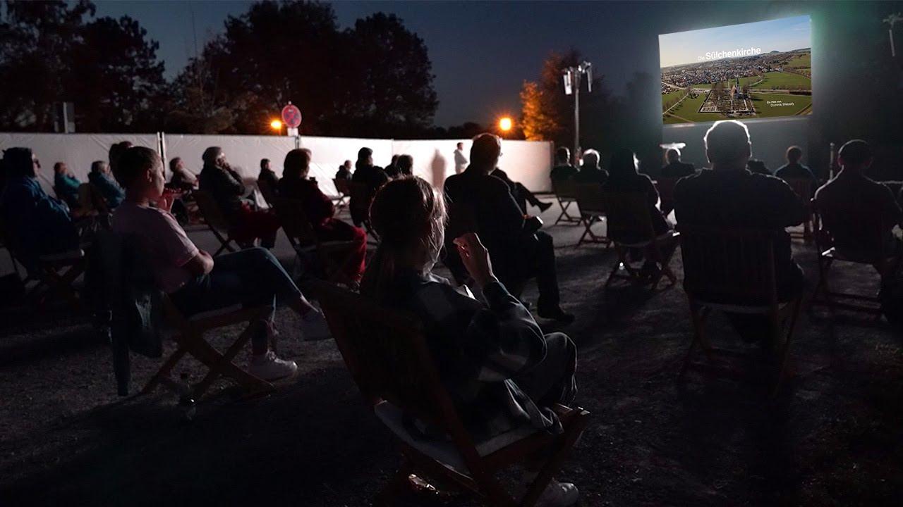"""Dokumentarfilm """"Die Sülchenkirche"""" feiert Premiere"""