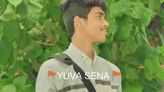 YUVASENA WAGH AALA   Tejas Patil   Aditya Thackeray   nustatejas1patil   Shivsena   Yuvasena  