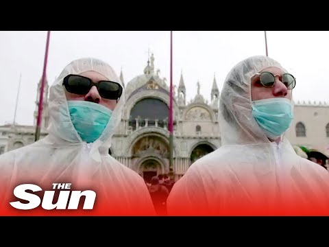 Italy Coronavirus lockdown: Officials struggle to contain worst outside of mainland China