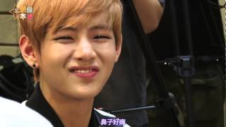 【BTS】V cried after eating mustard