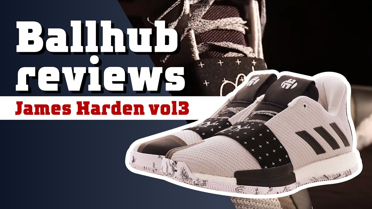 Ballhub review | James Harden vol3