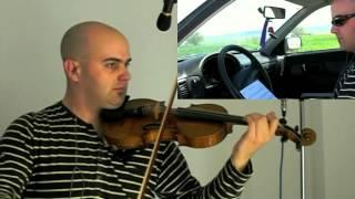The Ragtime Dance. -Scott Joplin- (Clacson ♪E & Violin)  Leoncio  :D