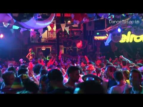 Oscar Aguilera | Elrow Ibiza, Vista Club DJ Set | DanceTrippin