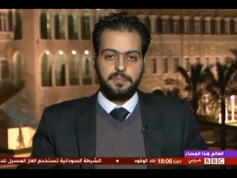 لقاء مهند دليقان على قناة BBC العربية 31/01/2018  - 23:23-2018 / 1 / 31