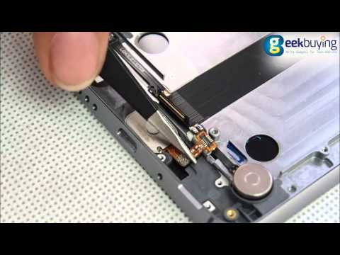 Meizu MX4 Tear-Down Video