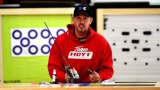Pro Tip from John Dudley on fletching your arrows