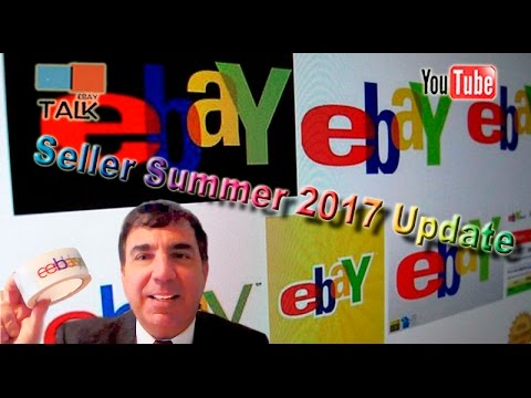 eBay Talk - The eBay Summer 2017 Seller Update