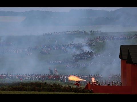 Battle of Waterloo - 2015 Reenactment - Royal Scots Lights