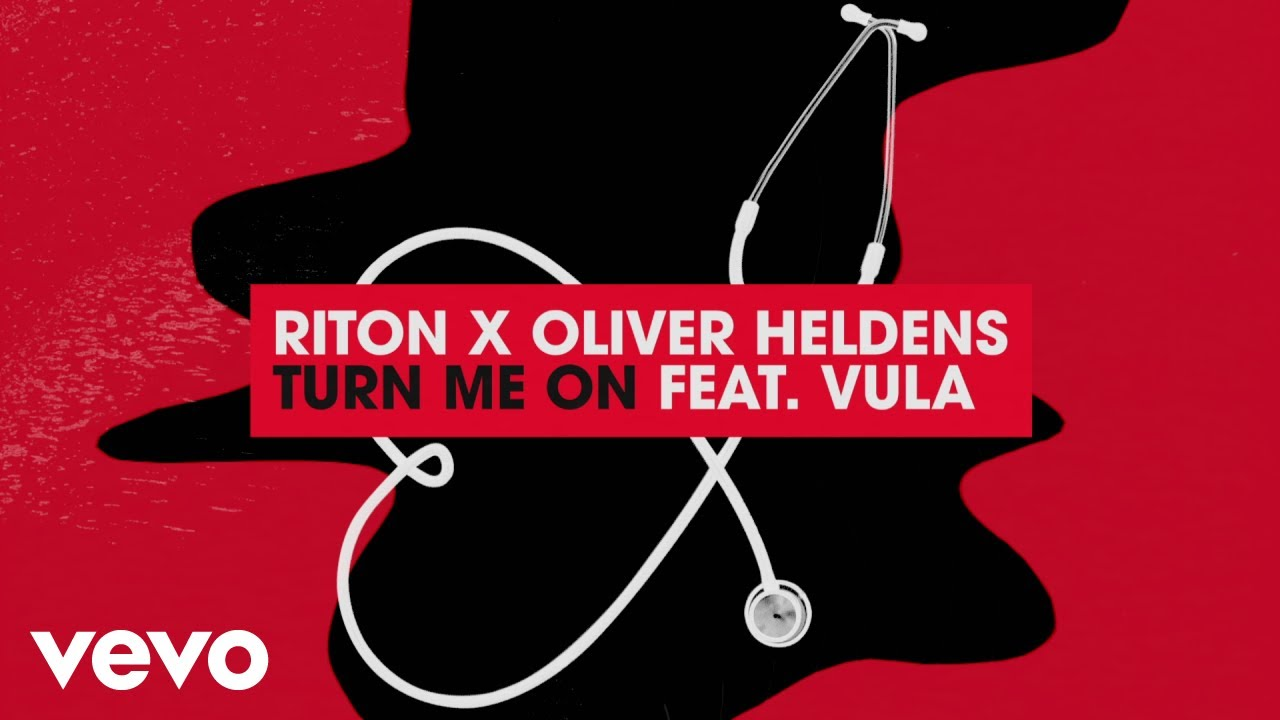 Riton, Oliver Heldens - Turn Me On (Lyric Video) ft. Vula