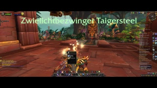 WOW: Battle for Azeroth playing with BROOOO