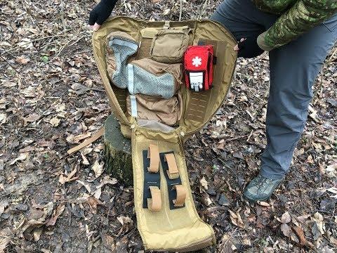 Tasmanian Tiger Raid Pack MKIII Rucksack Backpack Einsatzrucksack MOLLE