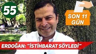 2018 Seçim - Muharrem İnce ile Erdoğan'ın Arasına İstihbarat Girdi (Son 11 Gün)